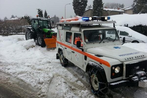 emergenza neve 2013-2