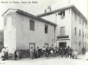 Ponte alla Badia. 1915