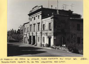 La Fabbrica di fronte Alla Maddalena, 1979