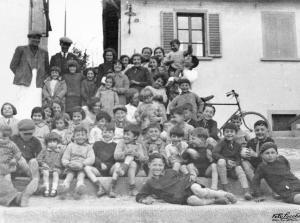 1934, Bambini di Caldine