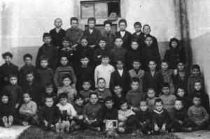 1919, Scuola elementare Caldine