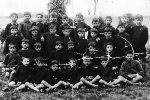 1933, Scuola elementare Caldine 1932-33