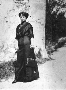 1910, Amica di Fernanda Mattolini