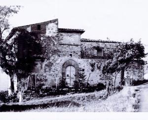 1950, podere Sveglia prima del restauro