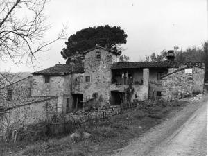 1973, podere Velia, Via Castelvecchio