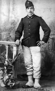1907, Giorgio Montorzi