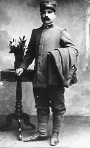 1916, Settimio Pinzauti
