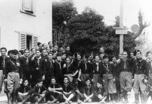 1934, Raduno Festa Nazionale