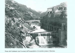 1900 ponte del Calderaio