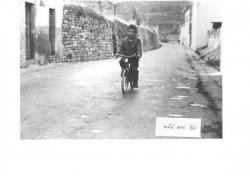 1950 Via faentina, a sx il fontanello