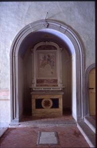 Altare con dipinto