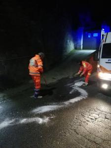 Servizio in via del Bargellino 28.02.2018