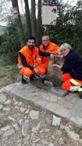 Marco, Felice e Donatella