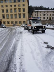 Defender in Piazza Mino