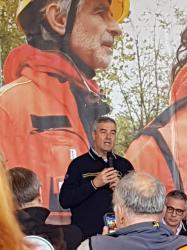 Angelo Borrelli, capo del Dipartiemnto di Protezione Civile